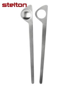 Cylinda Line Sztucce do Sałatek | Stelton | design Arne Jacobsen