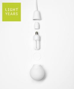 Bulb Fiction skandynawska designerska lampa wisząca | Lightyears | design KiBiSi