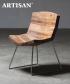 Chunk designerskie krzesło drewniane   design Karim Rashid   Artisan   Design Spichlerz