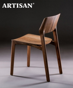 Fin designerskie krzesło drewniane | Artisan | Design Spichlerz
