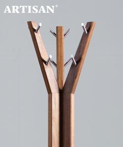 Hanny designerski wieszak drewniany | Artisan | Design Spichlerz