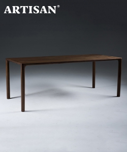 Jean designerski stół z litego drewna | Artisan | Design Spichlerz