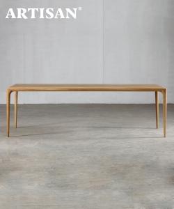 Latus stół z litego drewna | Artisan | Design Spichlerz