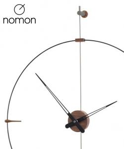 Mini Bilbao designerski zegar ścienny | Nomon | Design Spichlerz