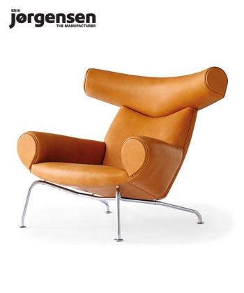 Ox Chair (fotel Wół) EJ 100 designerski fotel skandynawski | design Hans J. Wegner | Erik Jørgensen | Design Spichlerz