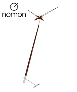 Nomon Pisa N designerski zegar stojący | Design Spichlerz
