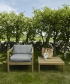 Virkelyst skandynawski stolik ogrodowy | Skagerak | Design Spichlerz
